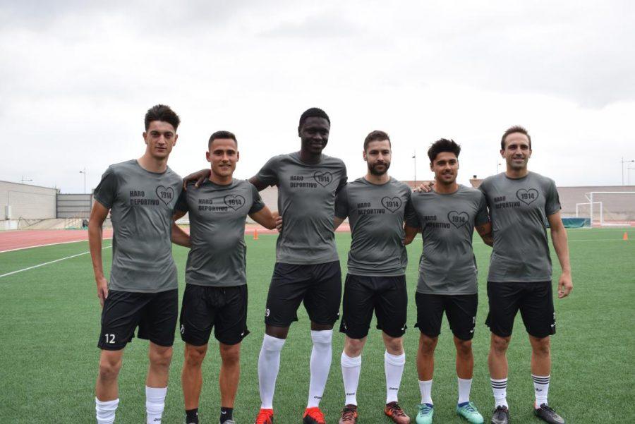 El Haro Deportivo inicia la pretemporada y anuncia el regreso de Aimar 3