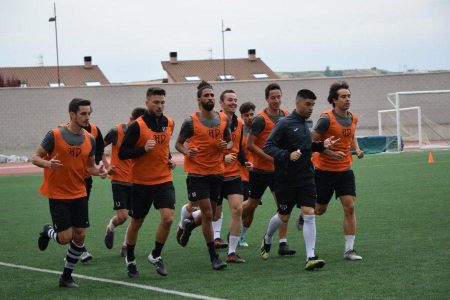 El Haro Deportivo inicia la pretemporada y anuncia el regreso de Aimar 4