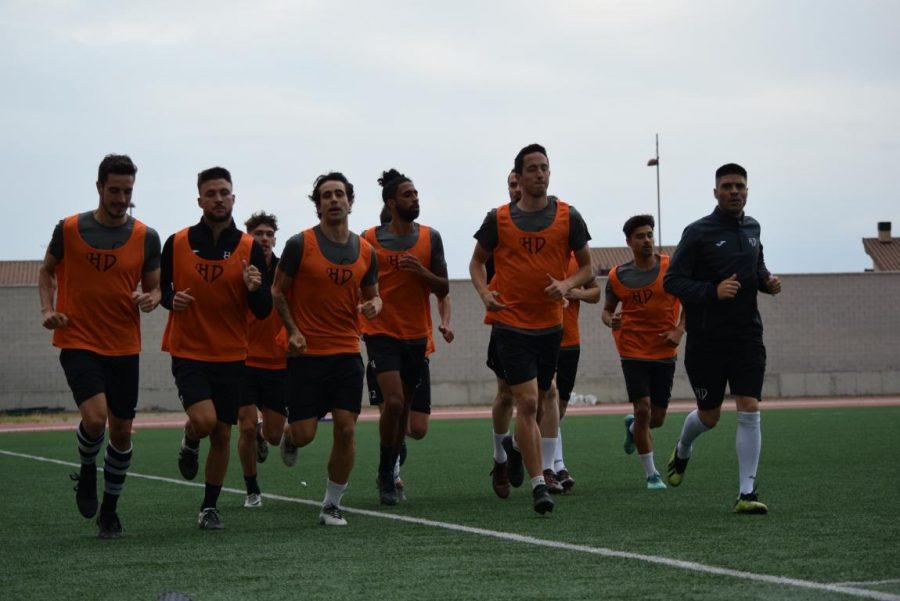 El Haro Deportivo inicia la pretemporada y anuncia el regreso de Aimar 7