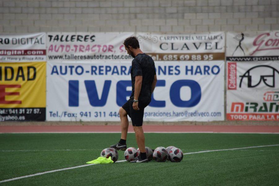 El Haro Deportivo inicia la pretemporada y anuncia el regreso de Aimar 8