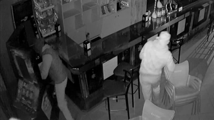 La Guardia Civil desmantela un grupo criminal responsable de robos en bares y establecimientos riojanos 6