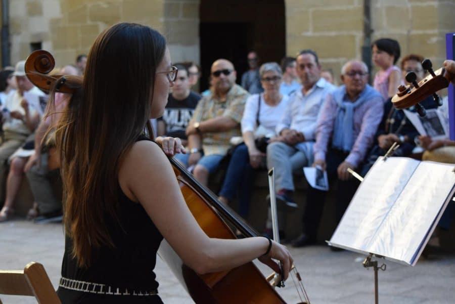 La Ronda Clásica llena de música las calles de Haro 14