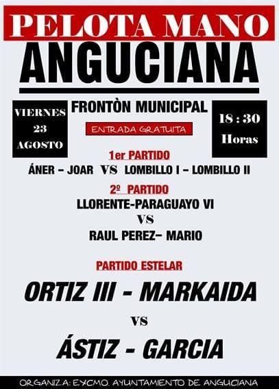 Anguciana, lista para la fiesta 4