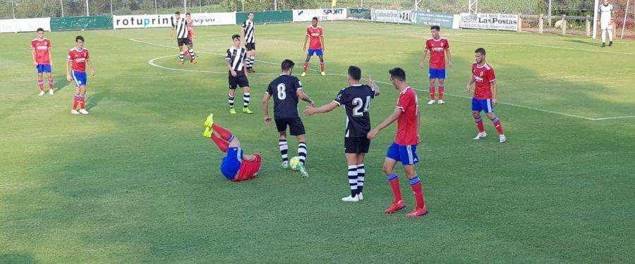 El Haro sufre ante el Aragón la primera derrota de la pretemporada 1