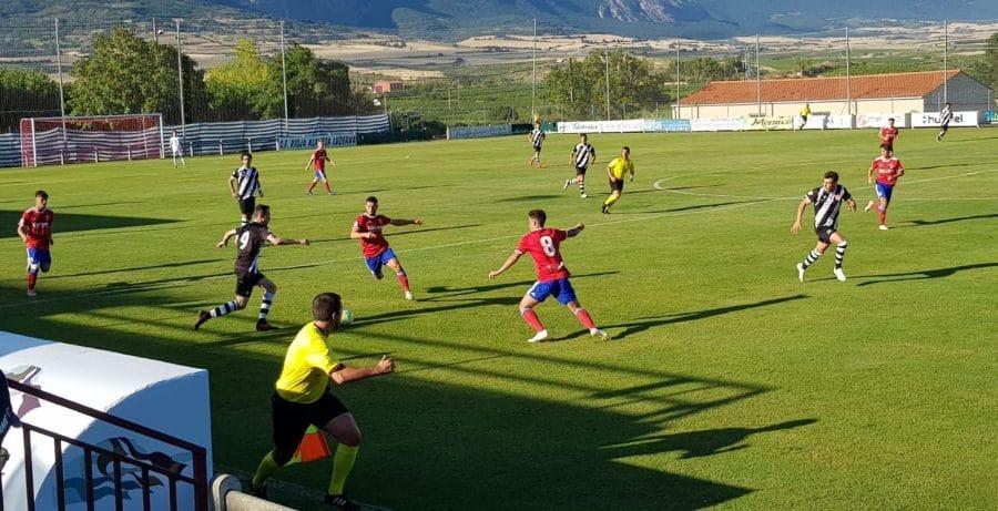 El Haro sufre ante el Aragón la primera derrota de la pretemporada 5