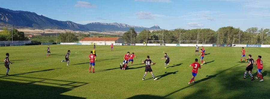 El Haro sufre ante el Aragón la primera derrota de la pretemporada 4