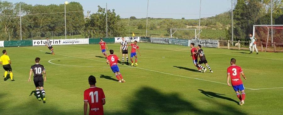 El Haro sufre ante el Aragón la primera derrota de la pretemporada 6