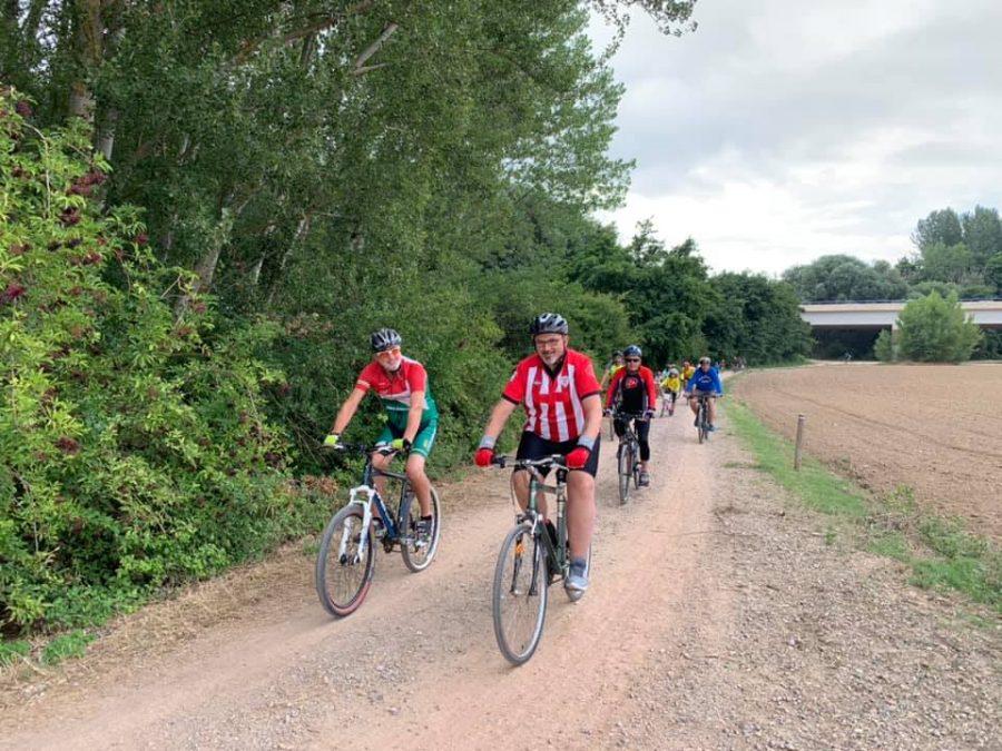 Anguciana y Casalarreina fomentan el uso de la bicicleta en una jornada especial 6