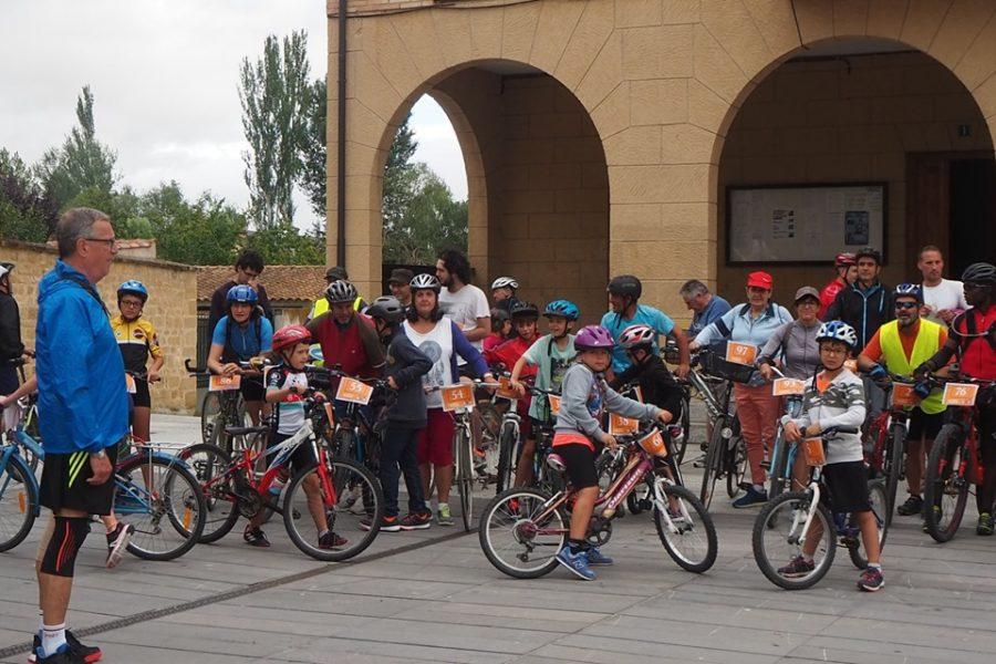 Anguciana y Casalarreina fomentan el uso de la bicicleta en una jornada especial 1
