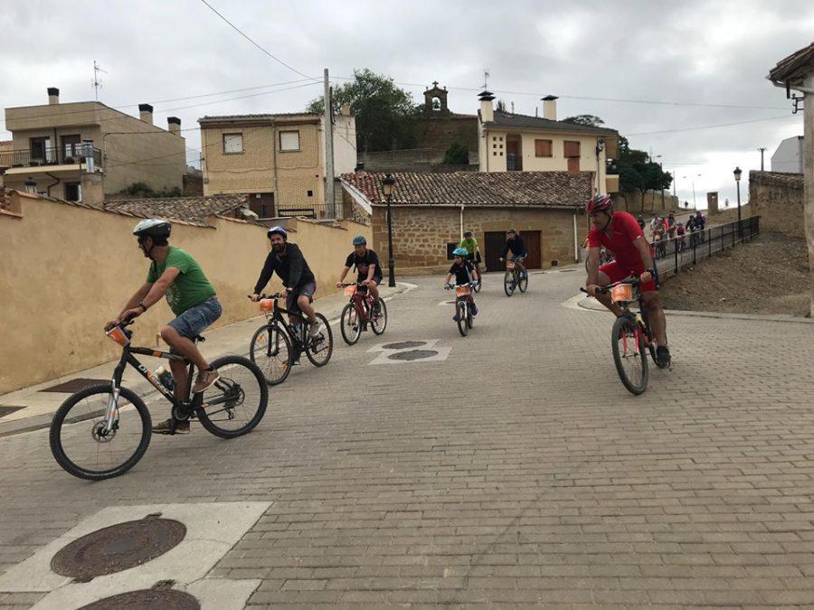 Anguciana y Casalarreina fomentan el uso de la bicicleta en una jornada especial 4