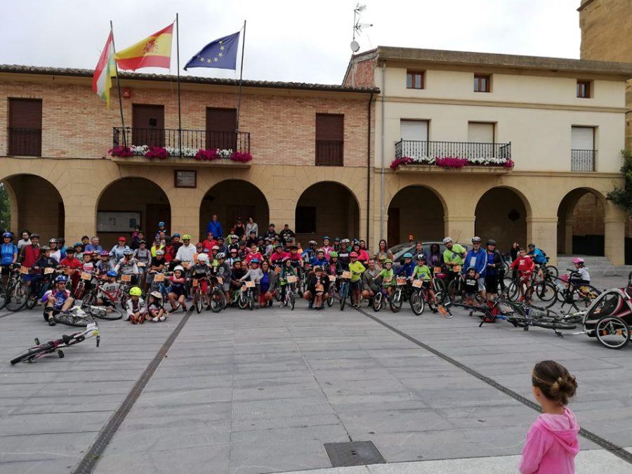 Anguciana y Casalarreina fomentan el uso de la bicicleta en una jornada especial 5