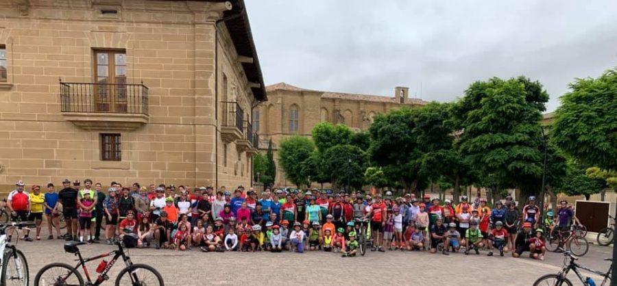 Anguciana y Casalarreina fomentan el uso de la bicicleta en una jornada especial 7