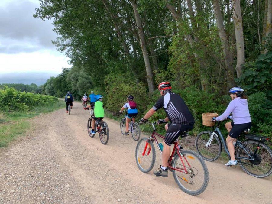 Anguciana y Casalarreina fomentan el uso de la bicicleta en una jornada especial 9