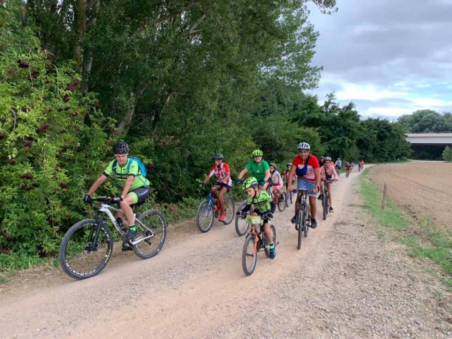 Anguciana y Casalarreina fomentan el uso de la bicicleta en una jornada especial 10