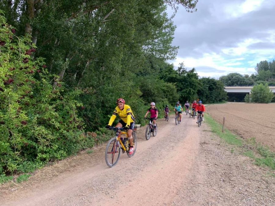 Anguciana y Casalarreina fomentan el uso de la bicicleta en una jornada especial 11