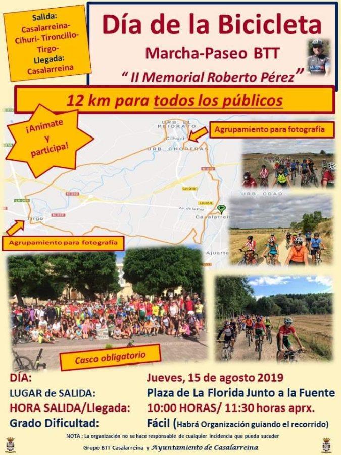 Las bicicletas sí que son para el verano en La Rioja Alta 3