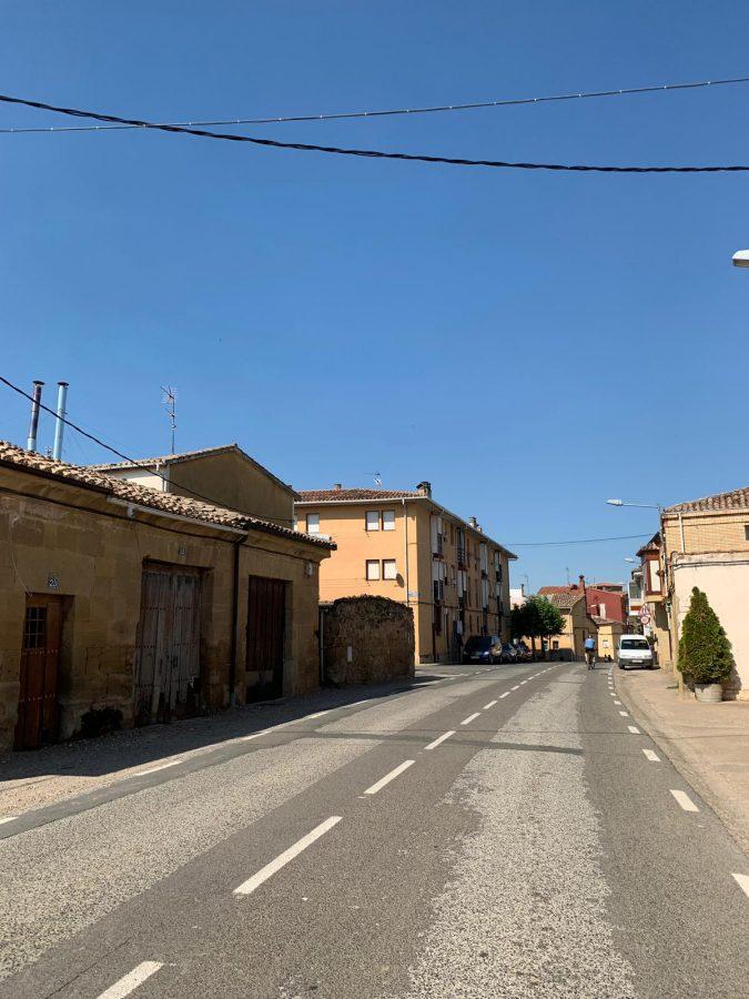 El Gobierno riojano colaborará en la urbanización de calles en el casco antiguo de Casalarreina 1