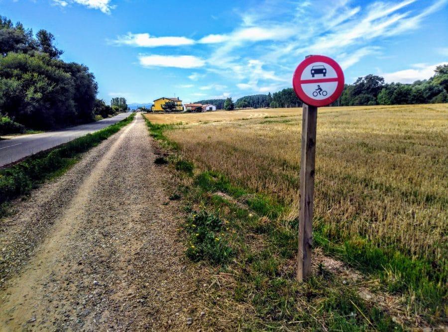 Caminos abiertos en La Rioja Alta 11
