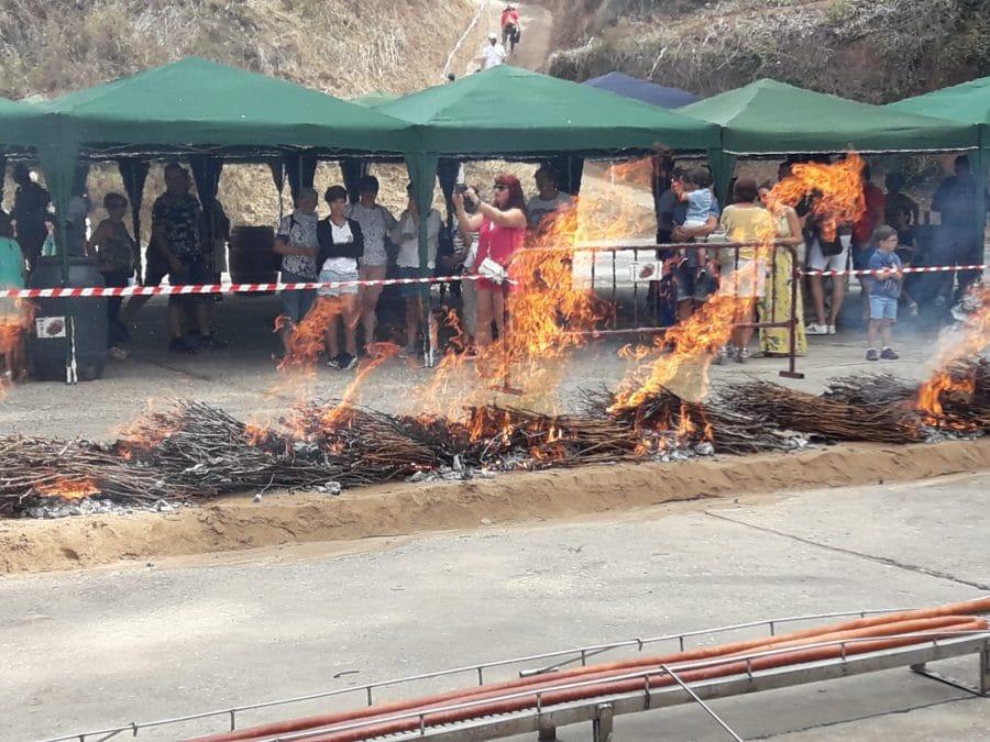 Más de 2.000 bocadillos para celebrar el festival del chorizo de Camprovín 5