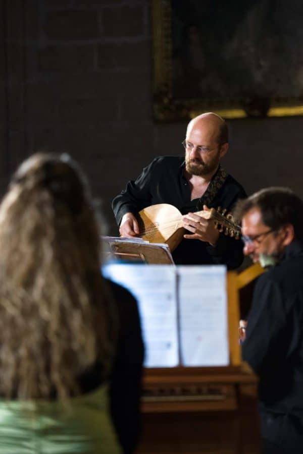La música antigua se apodera de La Piedad 4