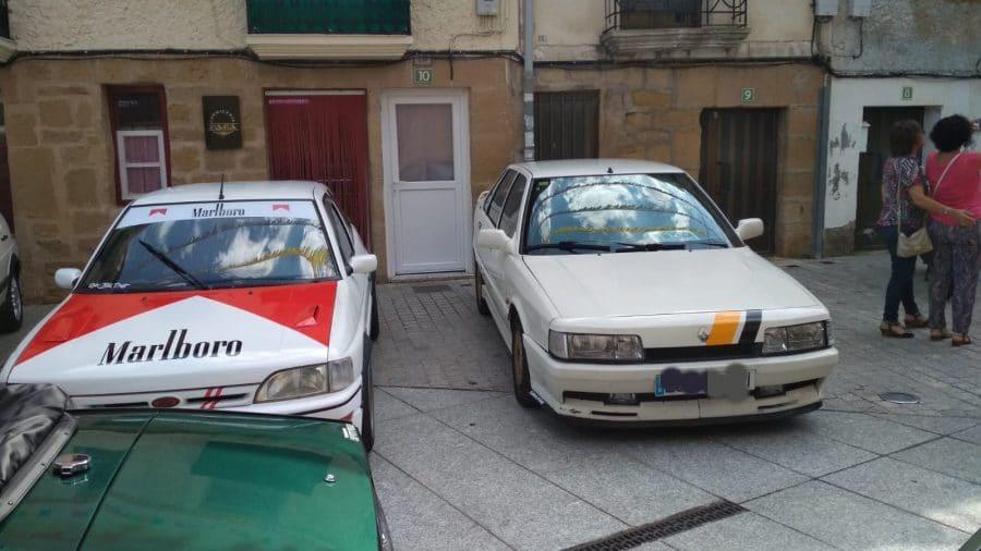 Anguciana se convierte en un gran museo al aire libre de coches antiguos 10