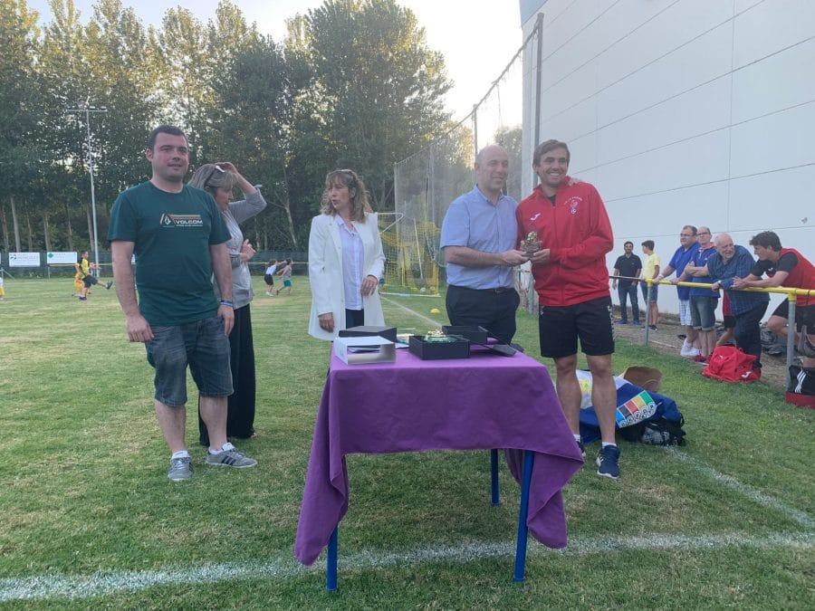 El Náxara repite como ganador del Torneo Antonio Ceular en Casalarreina 10
