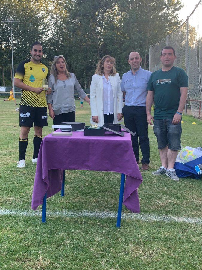 El Náxara repite como ganador del Torneo Antonio Ceular en Casalarreina 13
