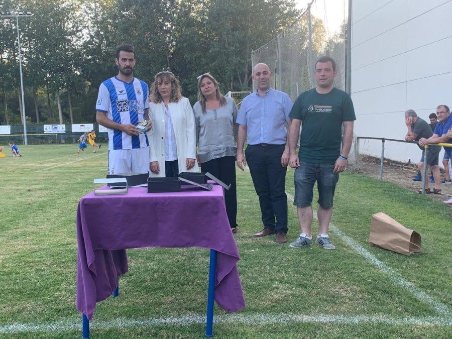El Náxara repite como ganador del Torneo Antonio Ceular en Casalarreina 14