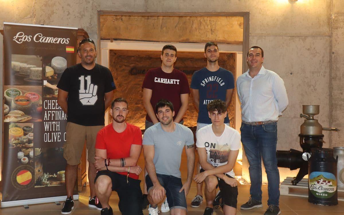 El Club Baloncesto Haro regresa a las canchas seis años después 1