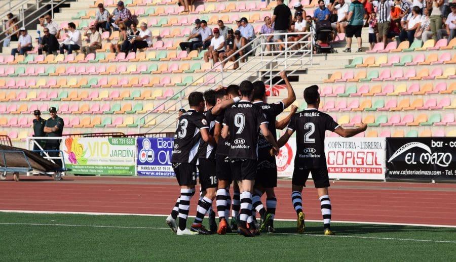 El Bilbao Athletic chafa el regreso del Haro a la Segunda B 1