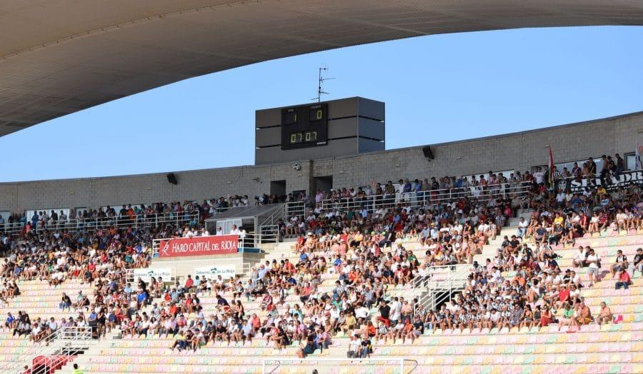El Bilbao Athletic chafa el regreso del Haro a la Segunda B 5