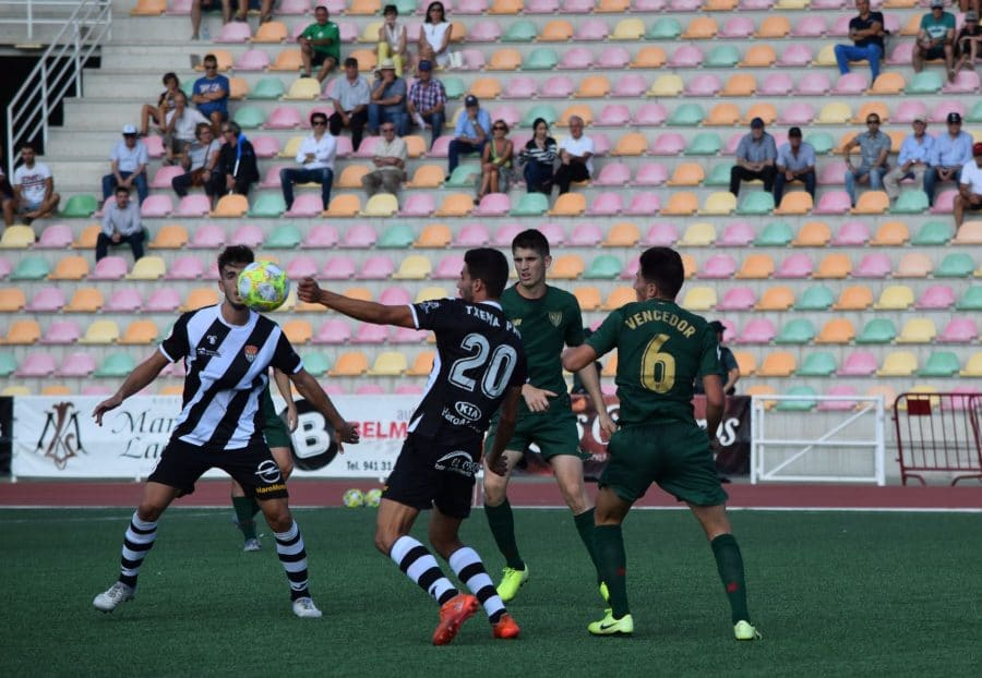 El Bilbao Athletic chafa el regreso del Haro a la Segunda B 8