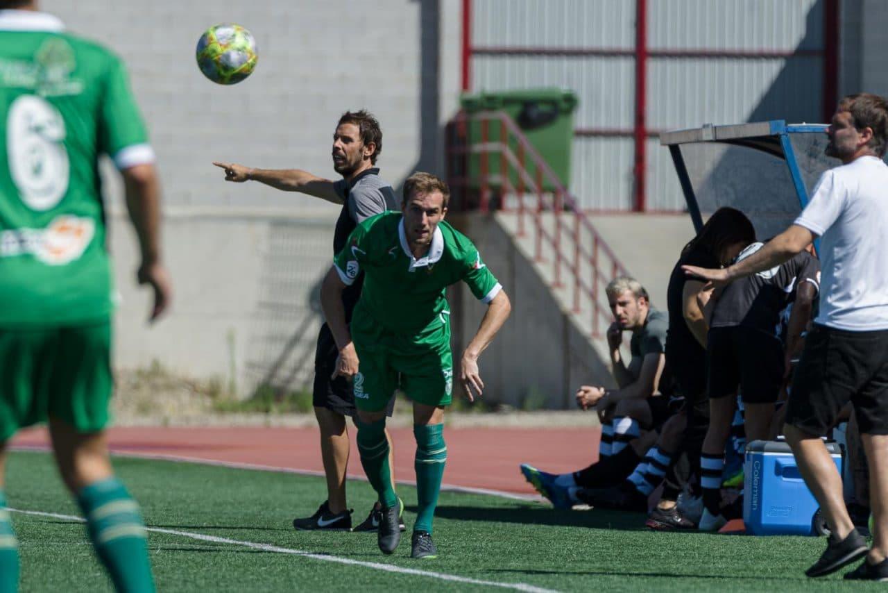 El Haro recibe a un poderoso Burgos CF 2