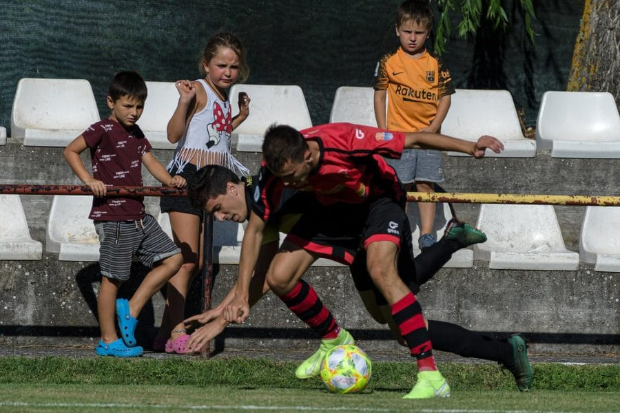 El Náxara repite como ganador del Torneo Antonio Ceular en Casalarreina 4