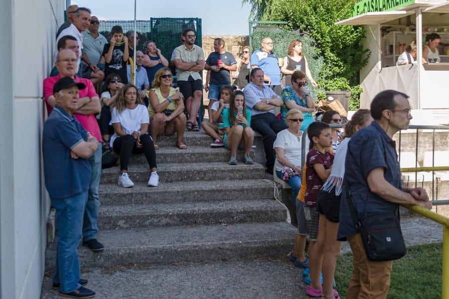 El Náxara repite como ganador del Torneo Antonio Ceular en Casalarreina 6