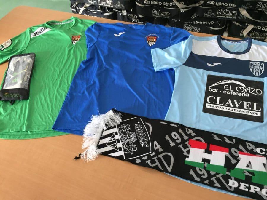 El Haro Deportivo dona material a una escuela infantil de Senegal 3