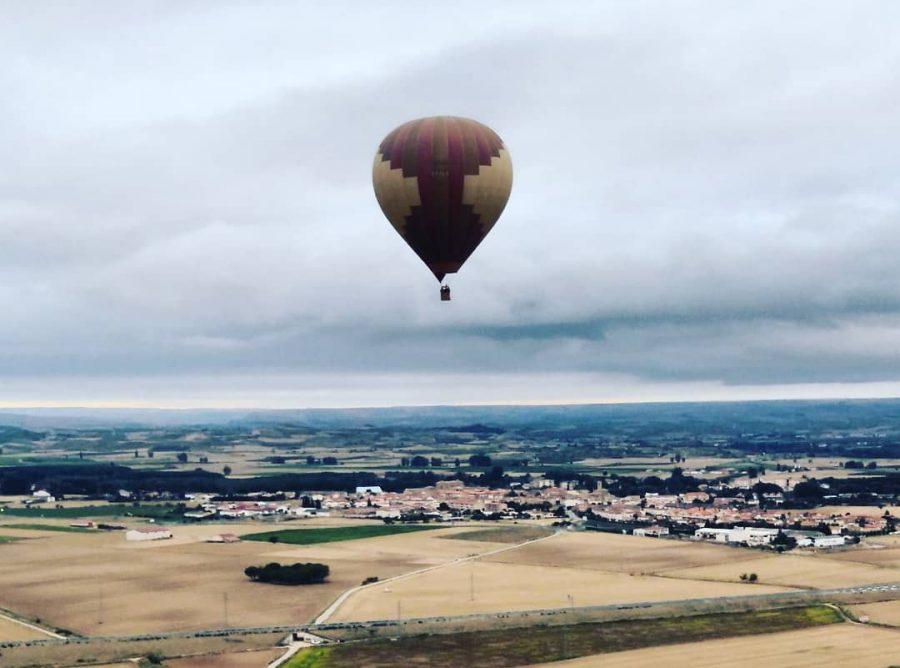 """Arranca la Regata Internacional de Globos Aerostáticos: """"Sobrevolamos La Rioja más Alta"""" 26"""
