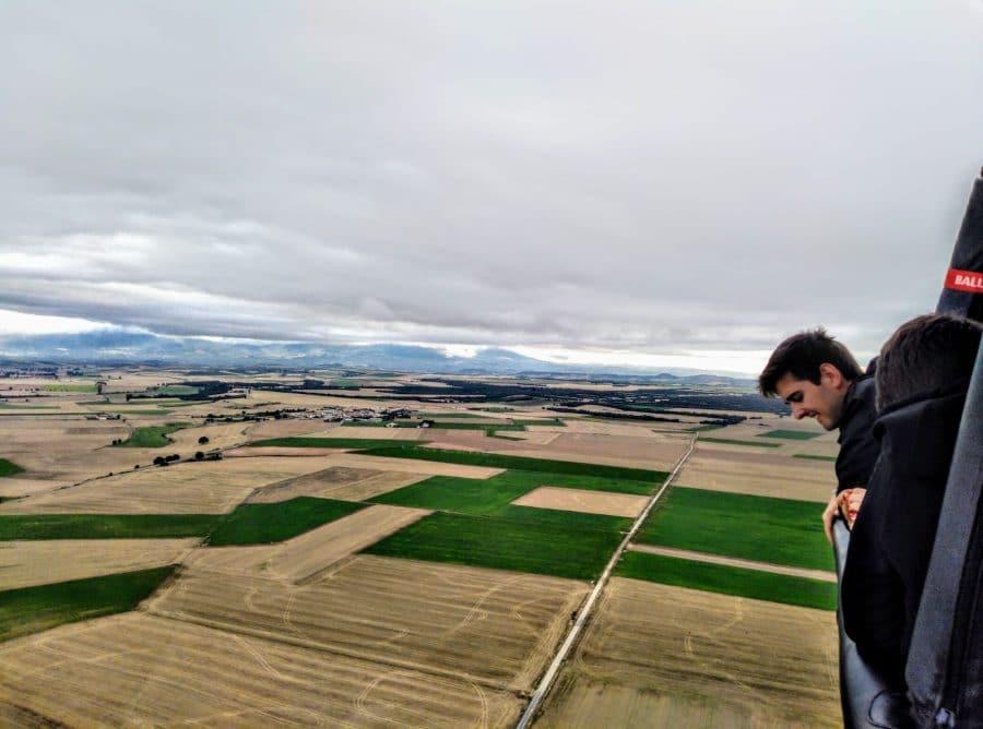 """Arranca la Regata Internacional de Globos Aerostáticos: """"Sobrevolamos La Rioja más Alta"""" 28"""