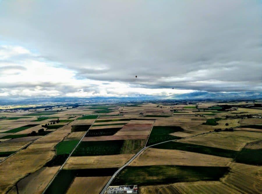 """Arranca la Regata Internacional de Globos Aerostáticos: """"Sobrevolamos La Rioja más Alta"""" 29"""
