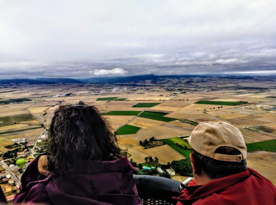 """Arranca la Regata Internacional de Globos Aerostáticos: """"Sobrevolamos La Rioja más Alta"""" 30"""