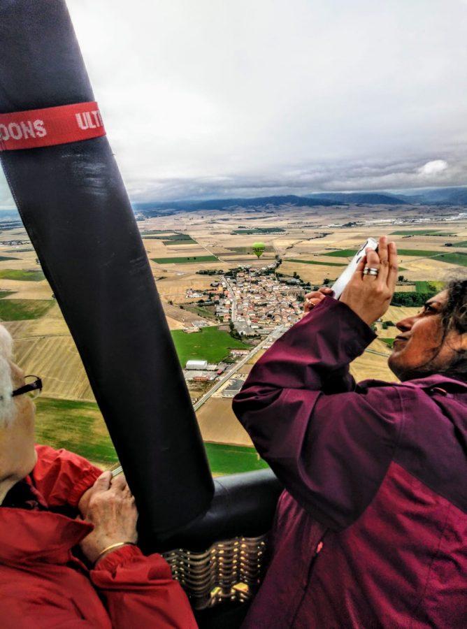 """Arranca la Regata Internacional de Globos Aerostáticos: """"Sobrevolamos La Rioja más Alta"""" 9"""
