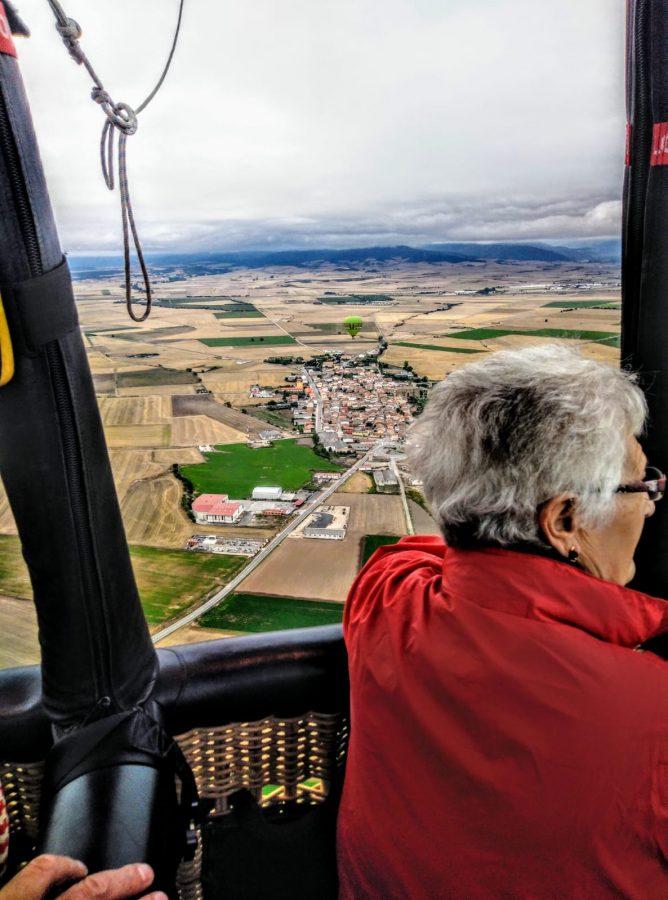 """Arranca la Regata Internacional de Globos Aerostáticos: """"Sobrevolamos La Rioja más Alta"""" 10"""