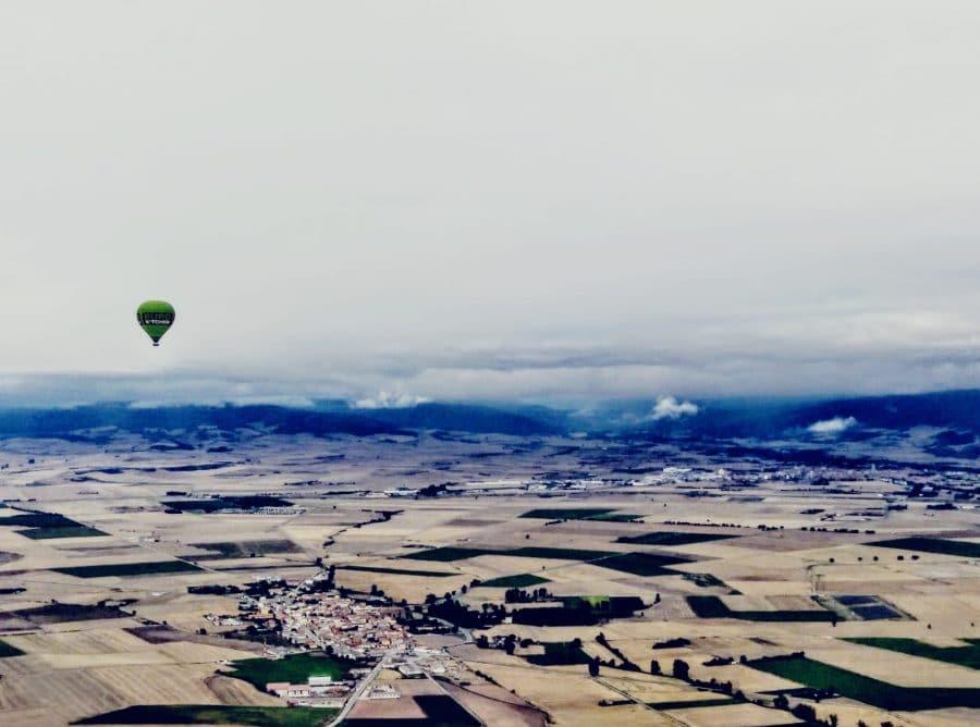 """Arranca la Regata Internacional de Globos Aerostáticos: """"Sobrevolamos La Rioja más Alta"""" 31"""