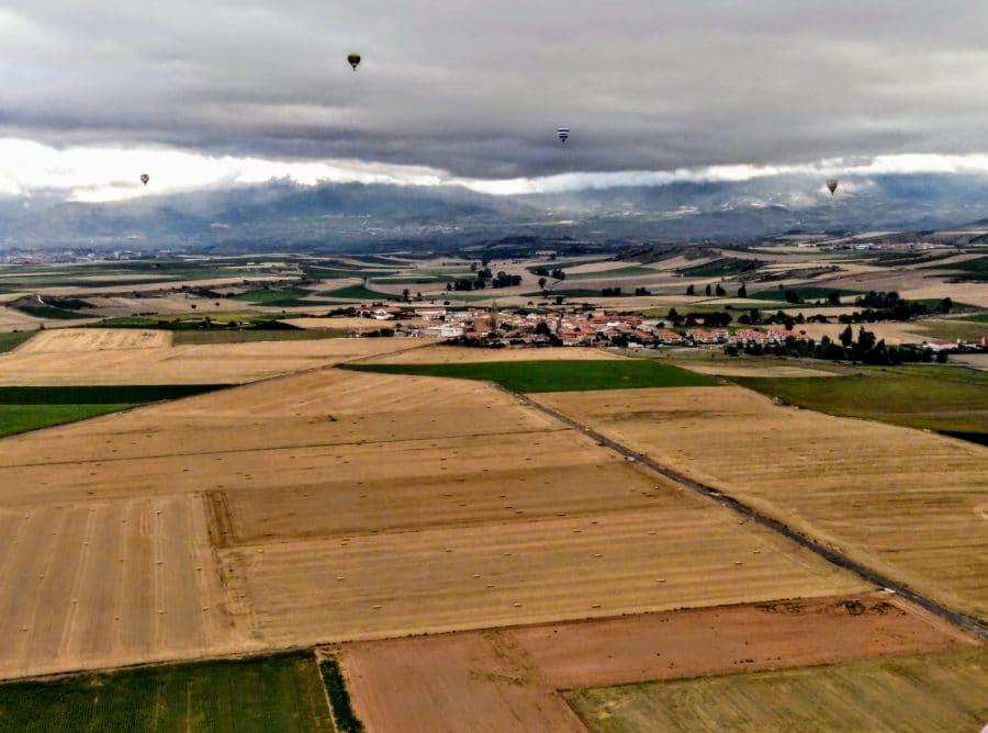 """Arranca la Regata Internacional de Globos Aerostáticos: """"Sobrevolamos La Rioja más Alta"""" 33"""