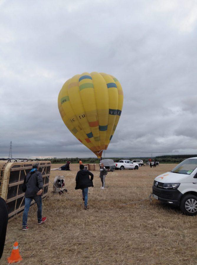 """Arranca la Regata Internacional de Globos Aerostáticos: """"Sobrevolamos La Rioja más Alta"""" 4"""