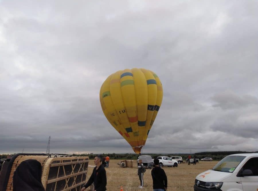 """Arranca la Regata Internacional de Globos Aerostáticos: """"Sobrevolamos La Rioja más Alta"""" 21"""