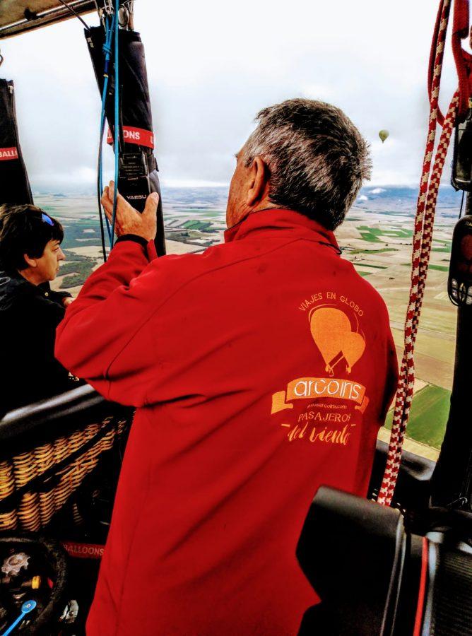 """Arranca la Regata Internacional de Globos Aerostáticos: """"Sobrevolamos La Rioja más Alta"""" 11"""