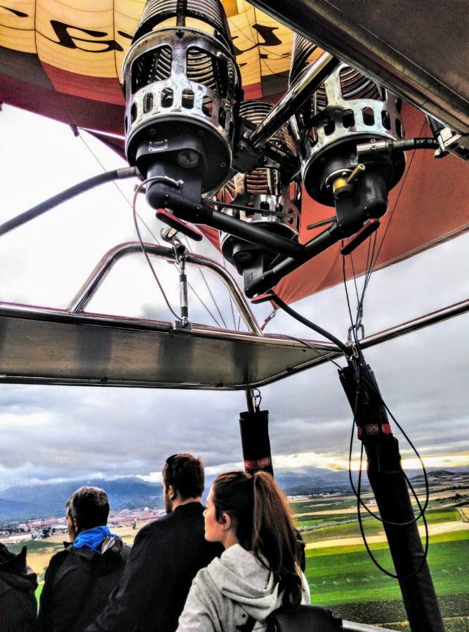 """Arranca la Regata Internacional de Globos Aerostáticos: """"Sobrevolamos La Rioja más Alta"""" 13"""
