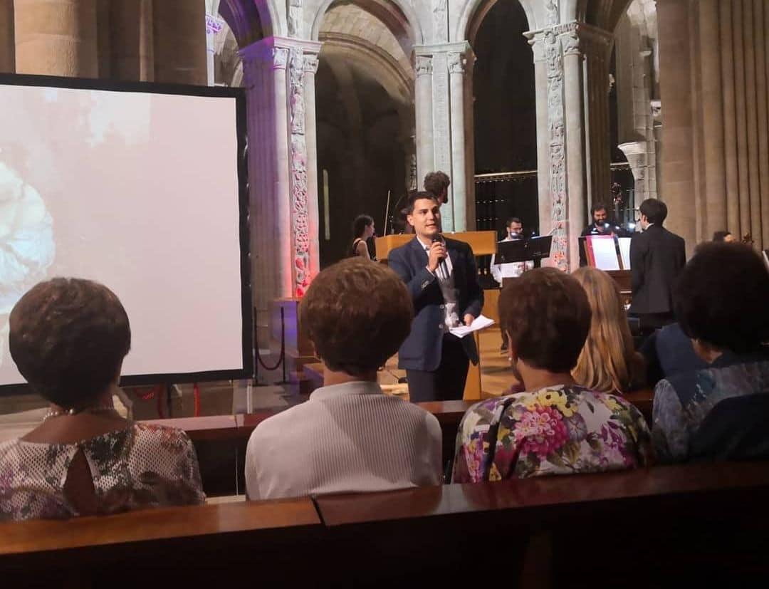 Rioja Filarmonía rendirá homenaje al maestro Camino con un concierto en la catedral de Santo Domingo 2