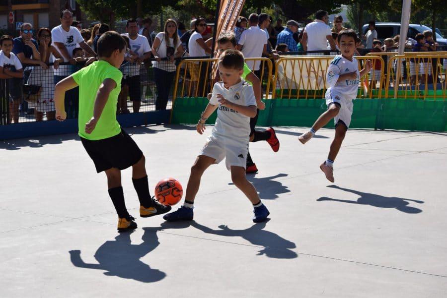 El Torneo 3x3 del Haro Sport Club reúne a más de un centenar de participantes 25